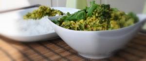 Broccoli MungDal Stir Fry
