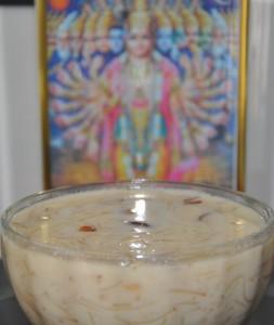 Vermicelli Prasadam