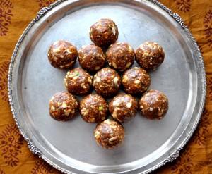Dryfruit Nut Laddu