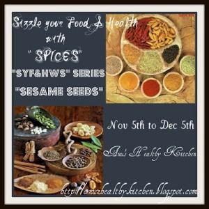 SYF&HWS - Sesame Seeds