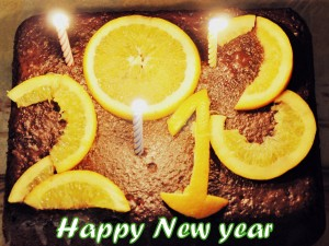 Chocolate Orange Cake 2013
