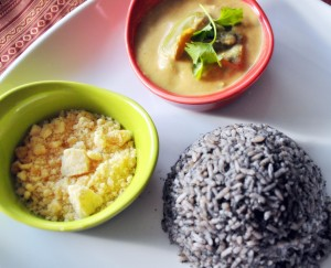 Sesame Rice ~ Nuvvula Pulagam